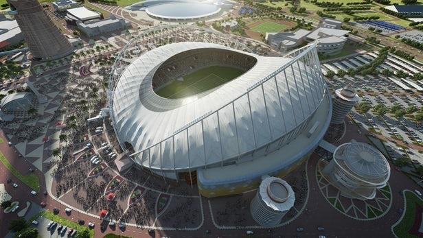 Dónde alojarse en Qatar durante la Copa del Mundo 2022 - Estadio Internacional Khalifa