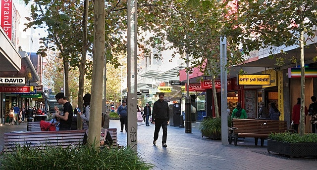 East Perth - Where to stay in Perth, Australia