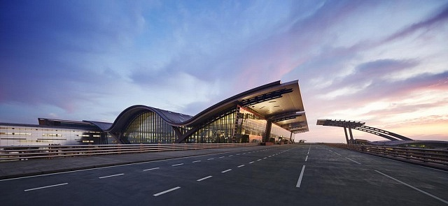 Best area to stay in Doha for a stopover - Around Hamad Airport