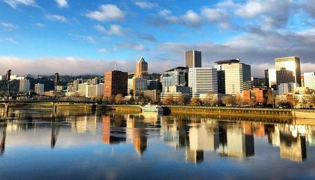 Dónde alojarse en Portland - Downtown