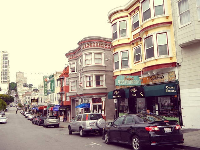 Where to stay in San Francisco, California - North Beach