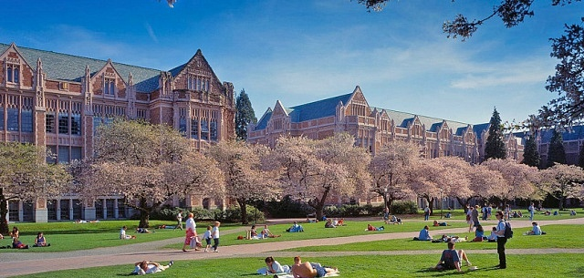 Where to stay in Seattle, Washington - University District