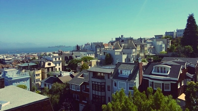 Where to stay in San Francisco - Pacific Heights