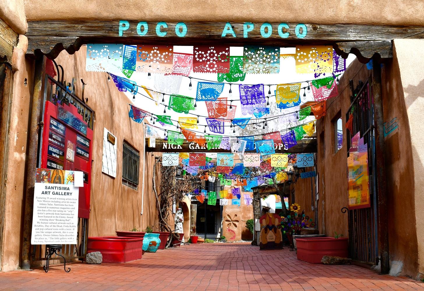 Las mejores zonas donde alojarse en Albuquerque, Nuevo México