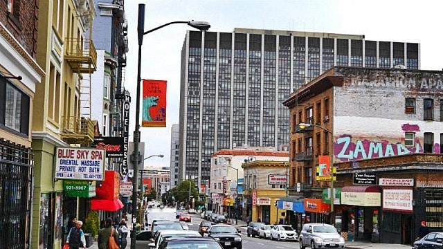 Tenderloin - Where to stay in San Francisco, California