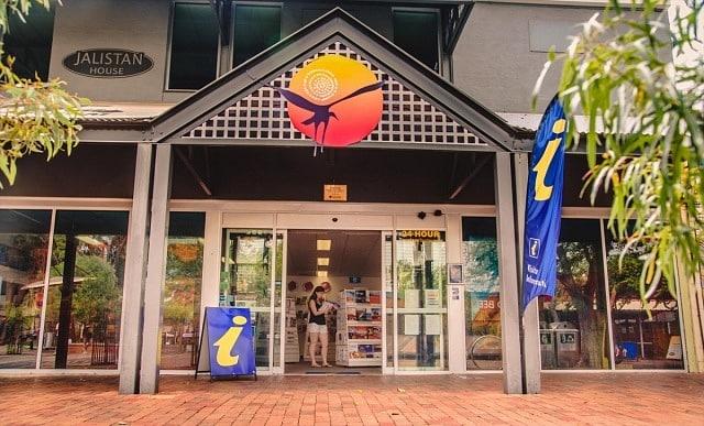 Alice Springs CBD - Best areas to stay in Alice Springs