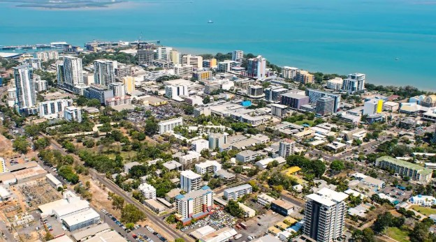 Where to stay in Darwin - Central Business District