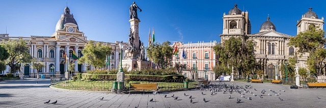 Dónde alojarse en La Paz - Centro