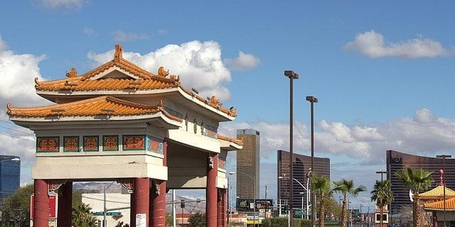 Best areas to stay in Las Vegas - West of Las Vegas Strip