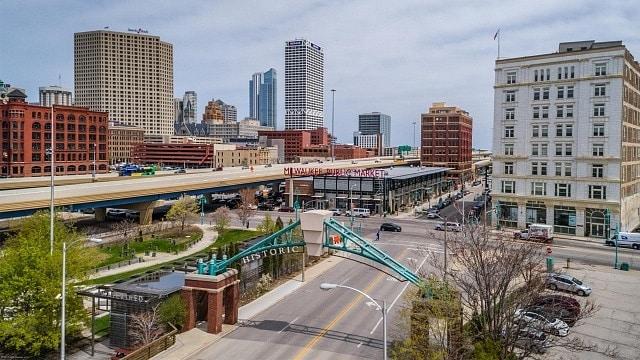 Dónde alojarse en Milwaukee - Historic Third Ward