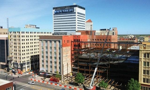 Where to stay in Wichita, Kansas - Downtown Wichita