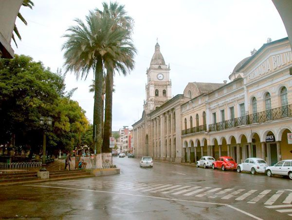 Where to stay in Cochabamba - Historic Center