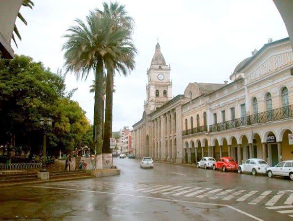 Dónde dormir en Cochabamba - Centro de la ciudad