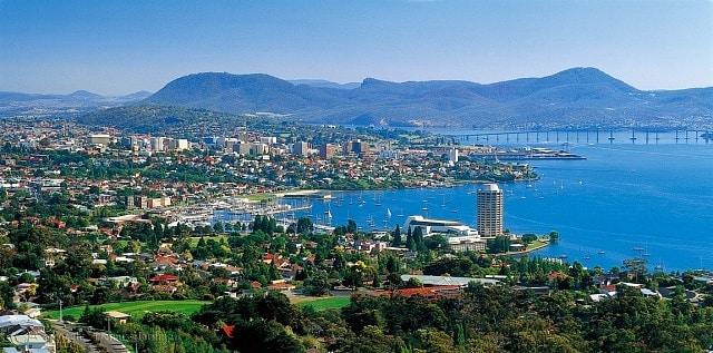 Where to stay in Hobart, Australia - Sandy Bay