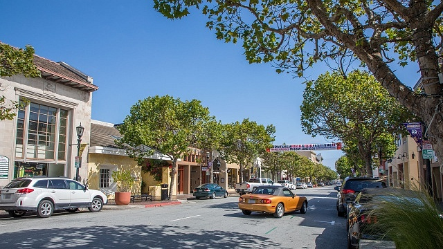 Best areas to stay in Monterey - Downtown