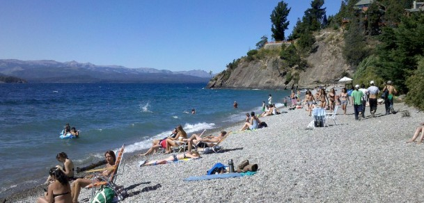 Best areas to stay in Bariloche - Playa Bonita