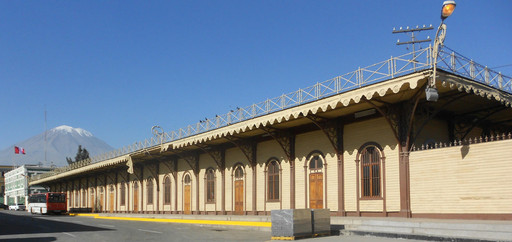 Where to stay in Arequipa - Close to the train station