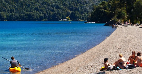Where to stay in Bariloche - Lago Gutiérrez