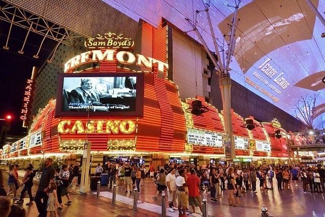 Downtown Las Vegas - Best areas to stay in Las Vegas