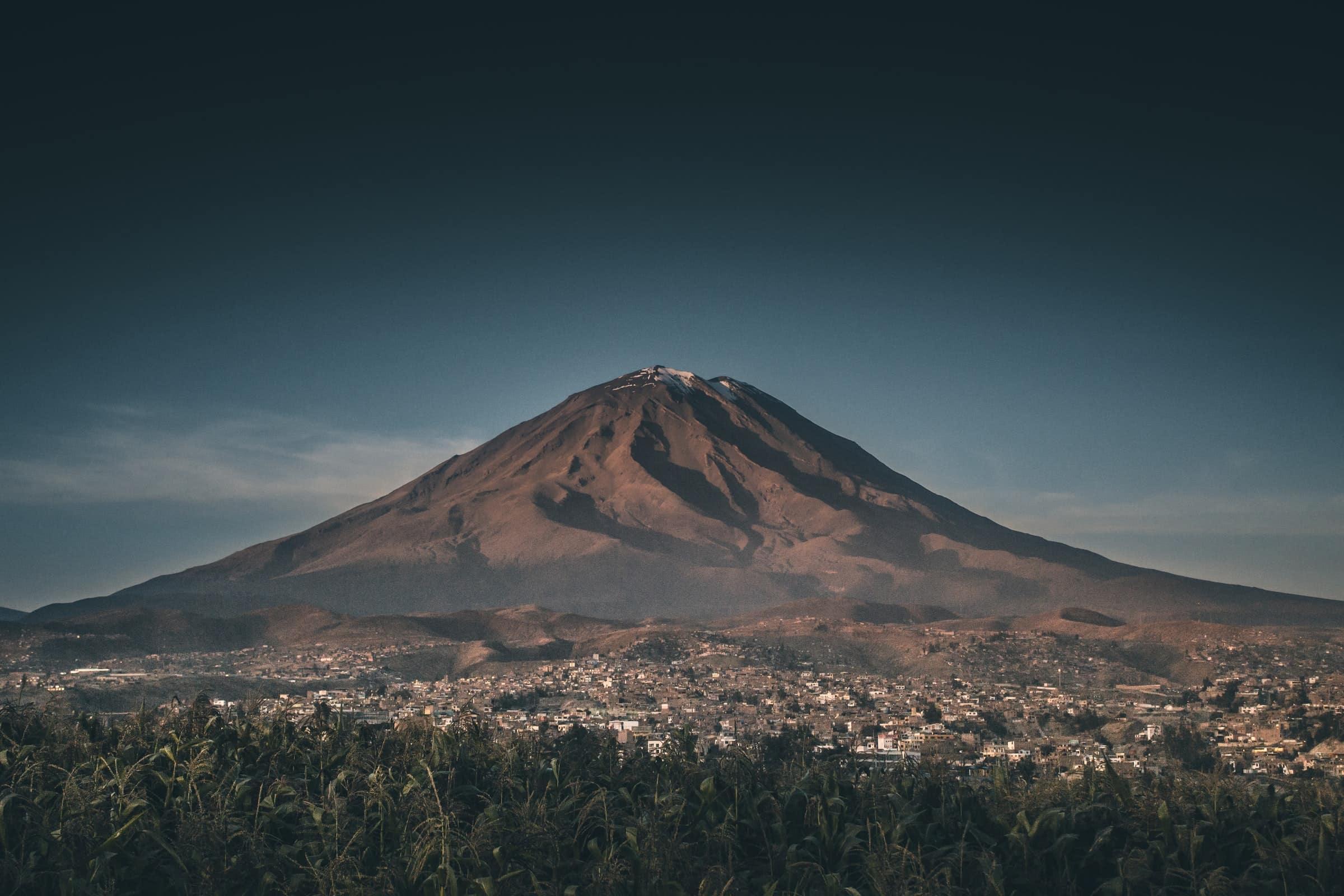 Las mejores zonas donde alojarse en Arequipa, Perú