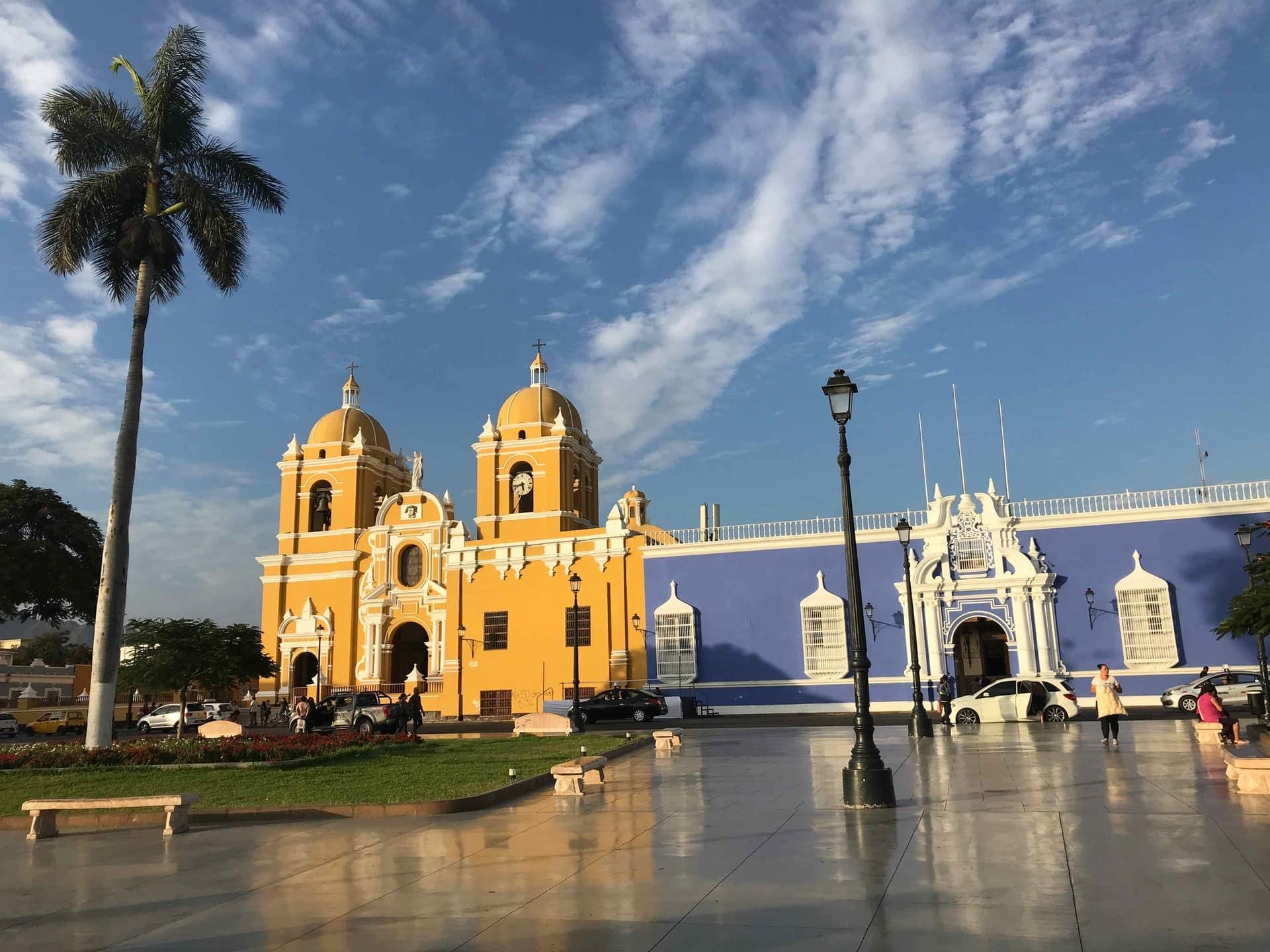 Las mejores zonas donde alojarse en Trujillo, Perú