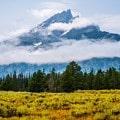 Las mejores zonas donde alojarse en el parque nacional Yellowstone, EEUU