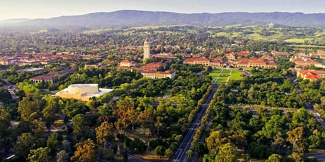 Best areas to stay in the Silicon Valley - Palo Alto, California