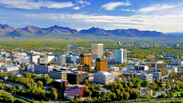 Best areas to stay in Anchorage - Downtown Anchorage