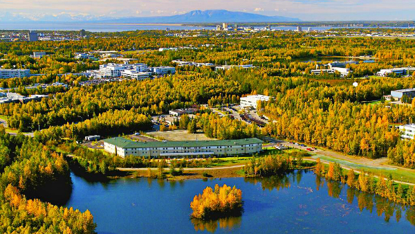 Where to stay in Anchorage - East Anchorage & University of Alaska