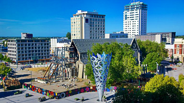 Best areas to stay in Christchurch - Christchurch City Centre