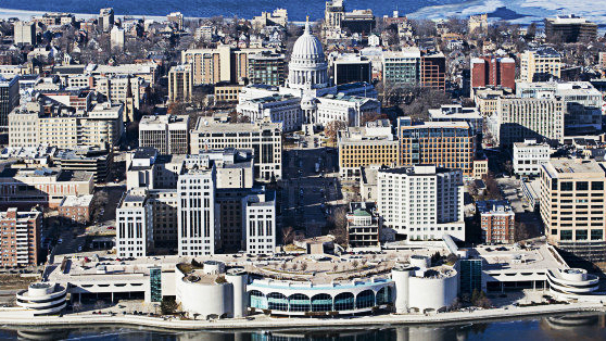 Best areas to stay in Madison – Downtown