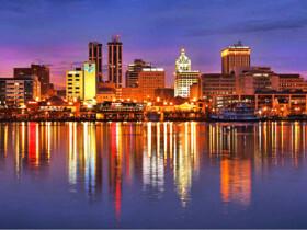 Mejores zonas dónde alojarse en Peoria, Illinois