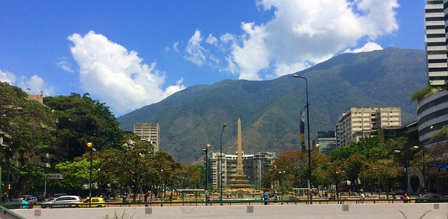 Where to stay in Caracas - Altamira