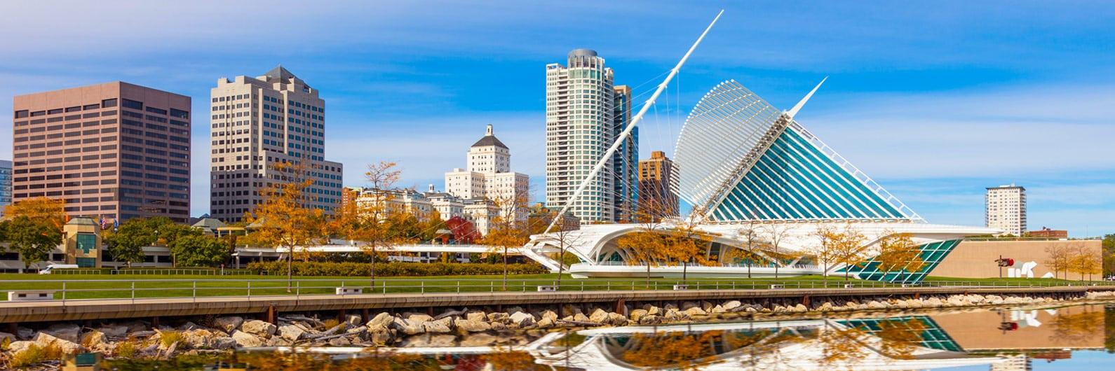 Mejores zonas donde alojarse en Milwaukee, Wisconsin