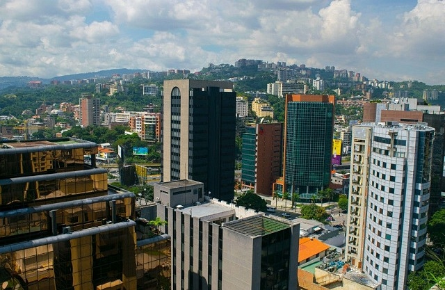 Safest area to stay in Caracas - Chacao