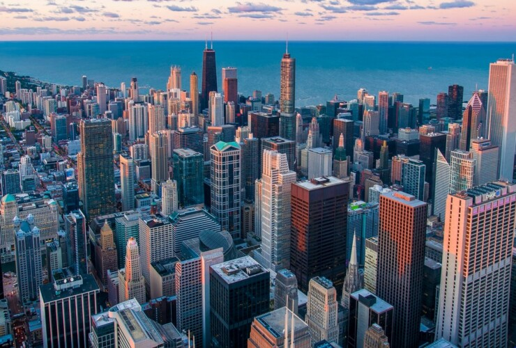 Dónde alojarse en Chicago, Illinois