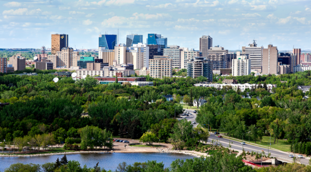 Best areas to stay in Regina, Saskatchewan - Downtown