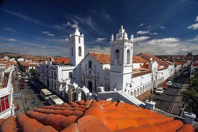 Where to stay in Sucre - Historic Center