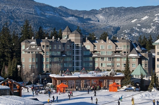 Best areas to stay in Whistler, Canada - Whistler Upper Village