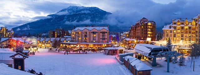 Where to stay in Whistler - Whistler Village