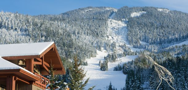 Best areas to stay in Whistler BC - Creekside