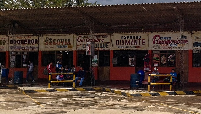 Best areas to stay in Sucre, Bolivia - Near the bus station