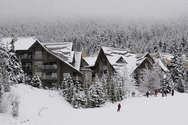 Where to stay in Whistler BC - Aspens on Blackcomb