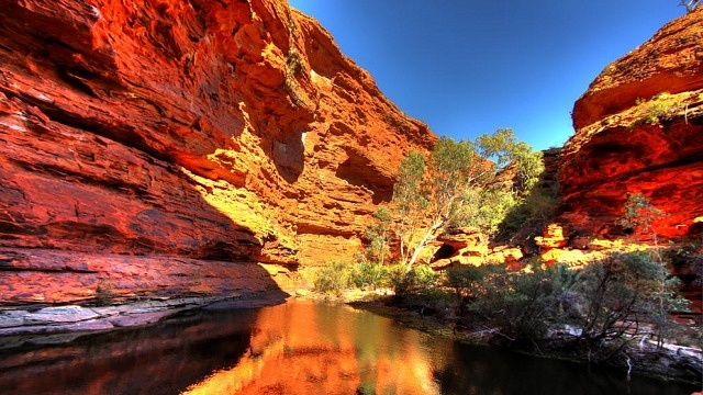 Best areas to stay to visit Uluru - Kings Canyon