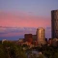 Las mejores zonas donde alojarse en Calgary, Alberta