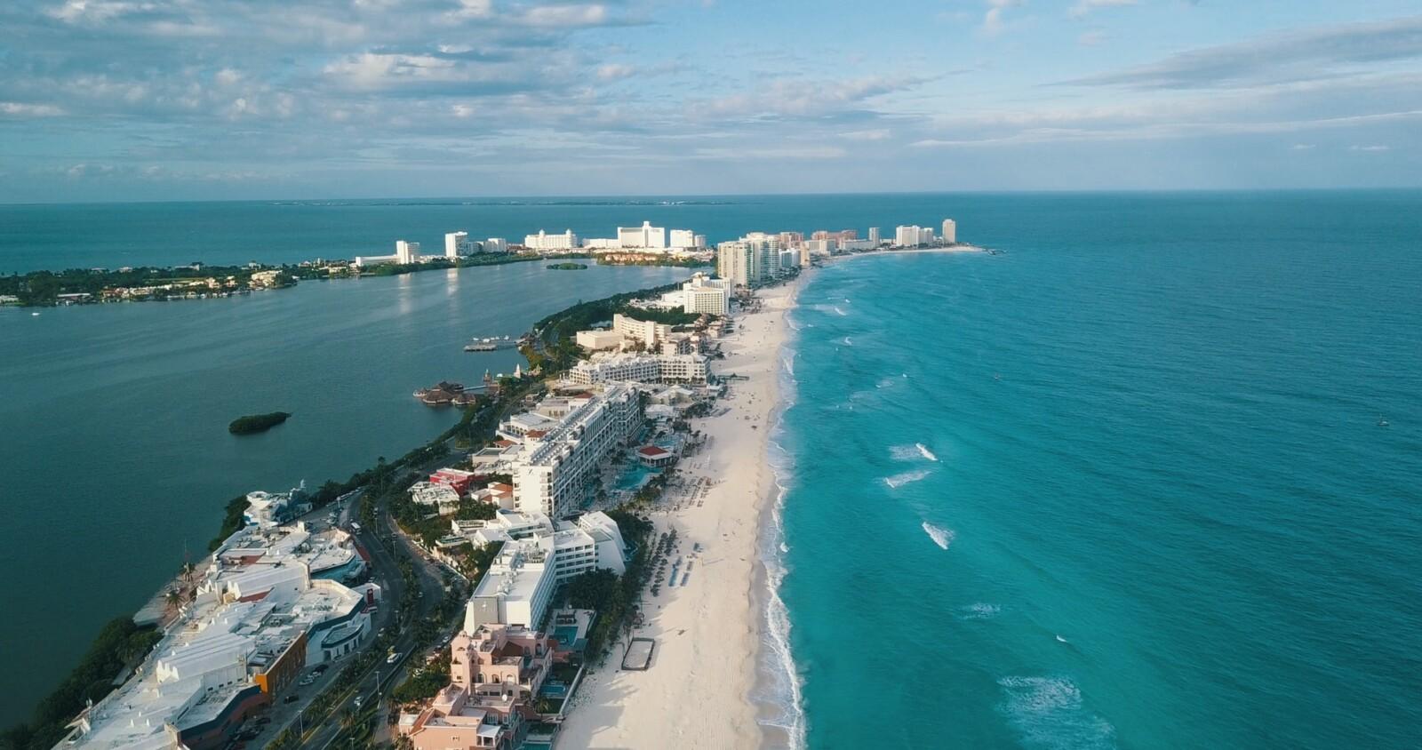 Las mejores zonas donde alojarse en Cancún, México