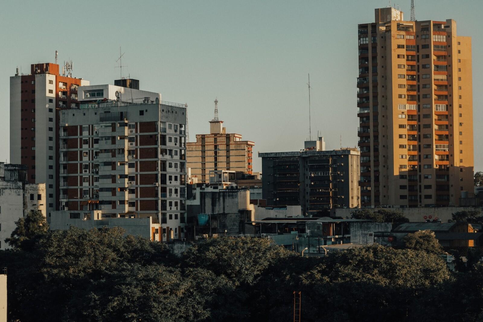 Las mejores zonas donde alojarse en Ciudad del Este, Paraguay