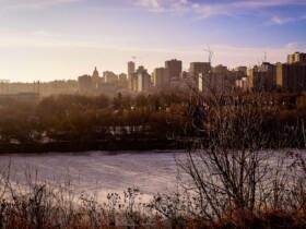 Las mejores zonas donde alojarse en Edmonton, Canadá