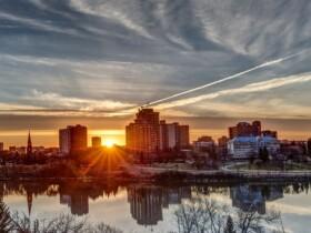 Las mejores zonas donde alojarse en Saskatoon, Canadá