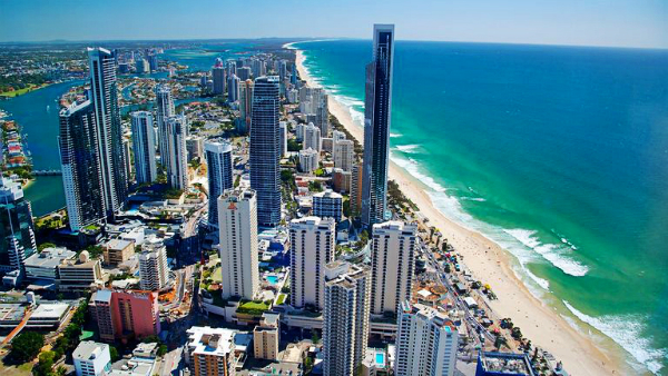 Best areas to stay in the Gold Coast, Australia - Surfers' Paradise